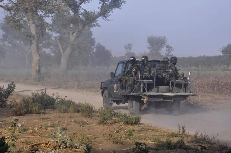 Suicide attack in northern Cameroon kills five civilians (1)