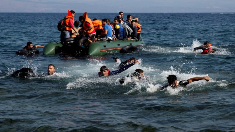 Ten Drowned, 485 Migrants Picked Up At Sea Off Algeria