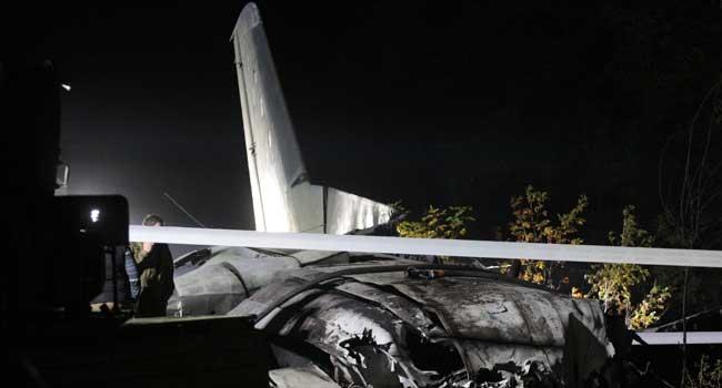 Ukraine Plane Crash Death Toll Rises To 23