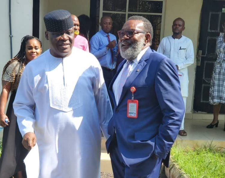 Hon. Alagboso Praises Barr. Amadi For Selfless Services