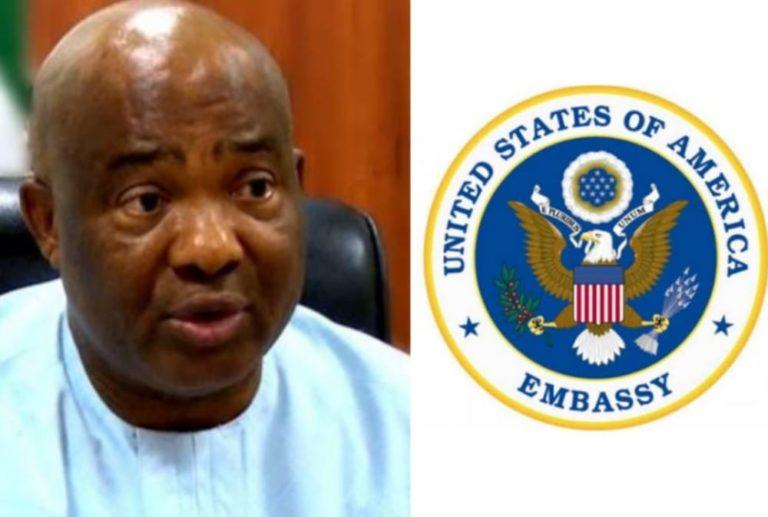 Why Uzodinma Must Be On The U.S. Embassy Visa Ban List