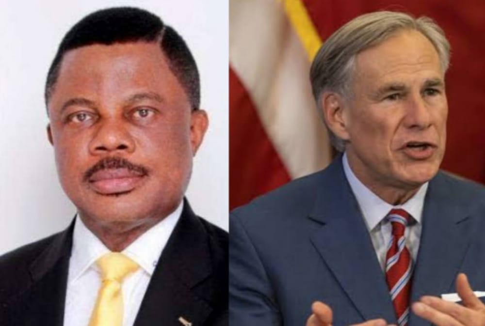 Texas Gov, Greg Abbot Snubs Obiano, Refuses To See Him