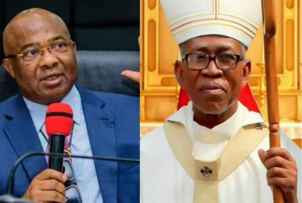 Archbishop Obinna And Gov Uzodinma's Secret Pact