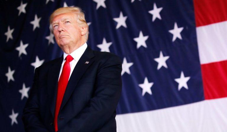 Donald Trump's Campaign Runs Out Of Cash