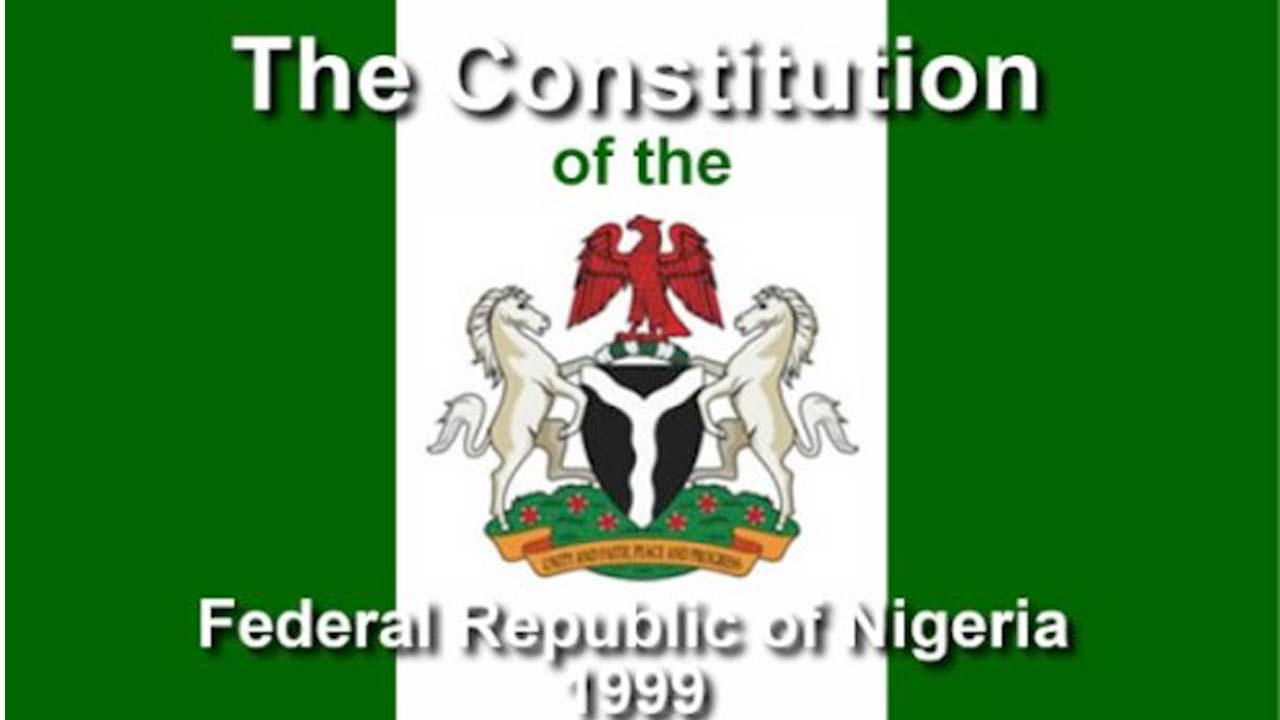 Why The Nigerian Constitution Must Be Reviewed, Re-Amended