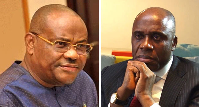 Amaechi Plotting To Hijack #EndSARS Protest In Rivers - Wike