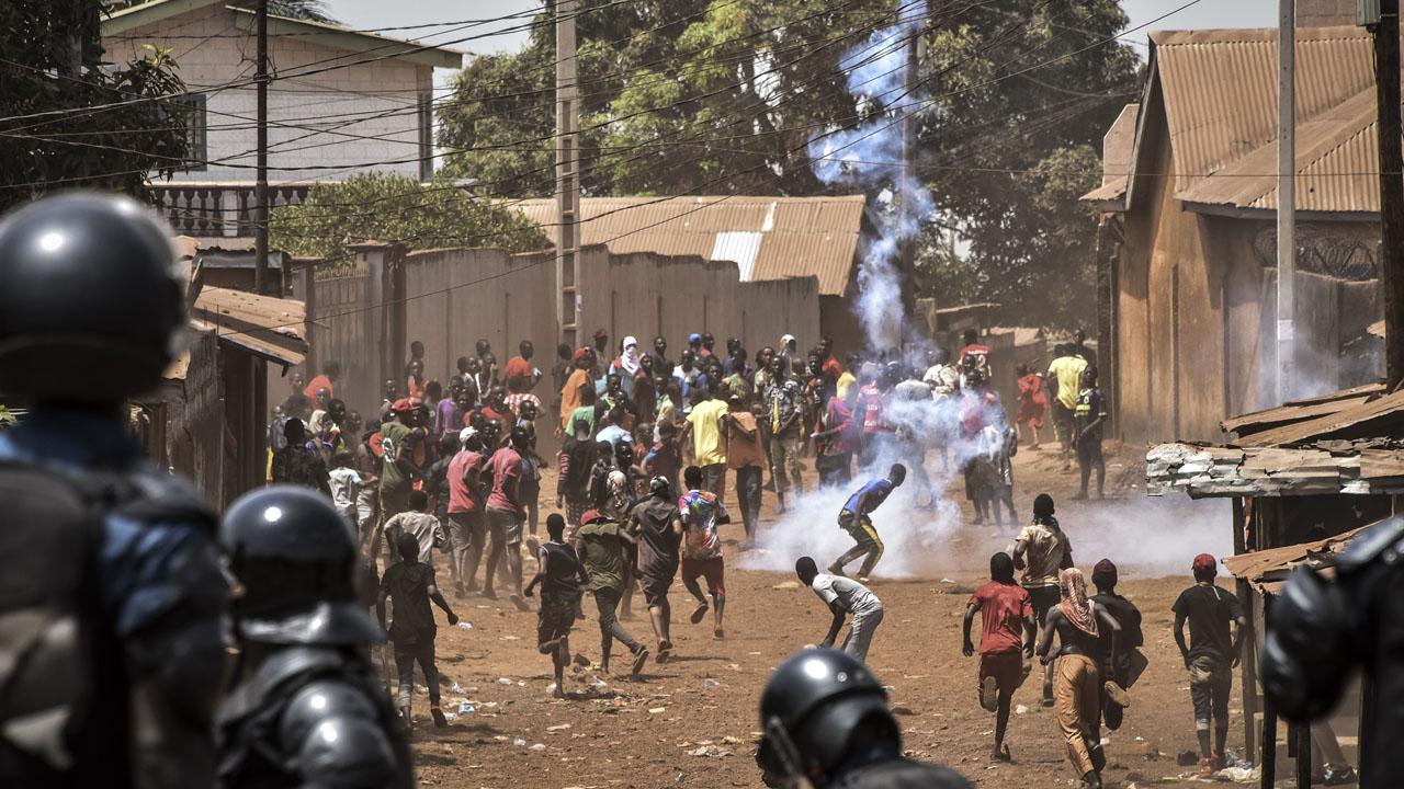 'Democratic backsliding' in West Africa as election season begins