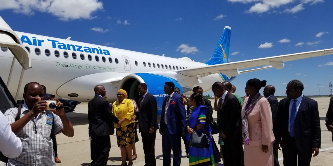 Air Tanzania Resumes Scheduled Flights To Harare