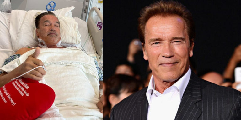 Arnold Schwarzenegger Feeling Fantastic After Heart Surgery