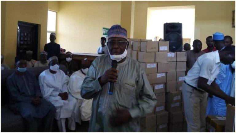 Bauchi electoral body distributes sensitive materials