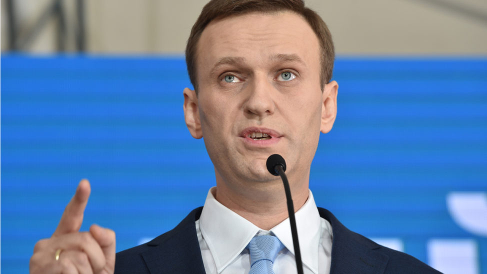 EU Agrees Russia Sanctions Over Navalny Poisoning
