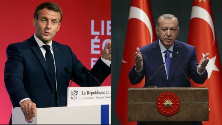 Erdogan Says Macron Needs 'Mental Checks'