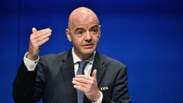 FIFA President Infantino contracts Coronavirus
