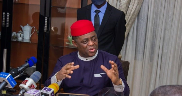 Fani-Kayode joins youths in protest against police brutality