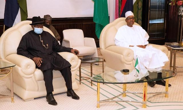 Jonathan meets Buhari again over Mali - What they discussed