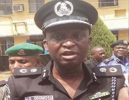 Police Dismiss 10 Officers in Lagos for Indiscipline