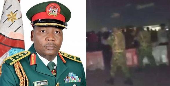 Lekki Shooting - Soldiers Used Blank Ammunition – Usman