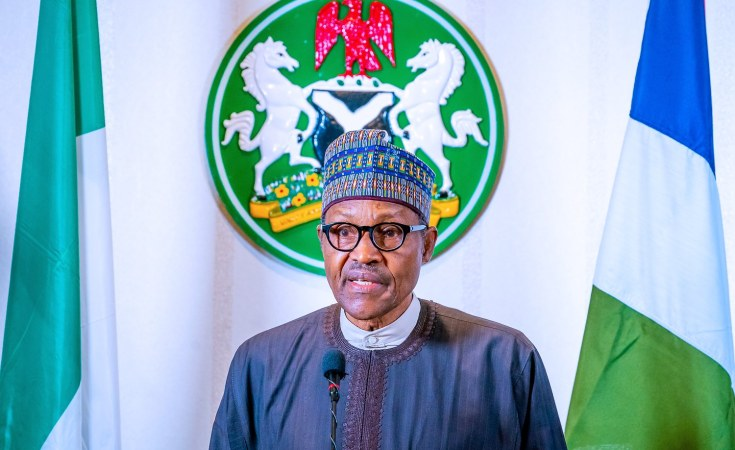 What I'll Do In 2021 – President Buhari