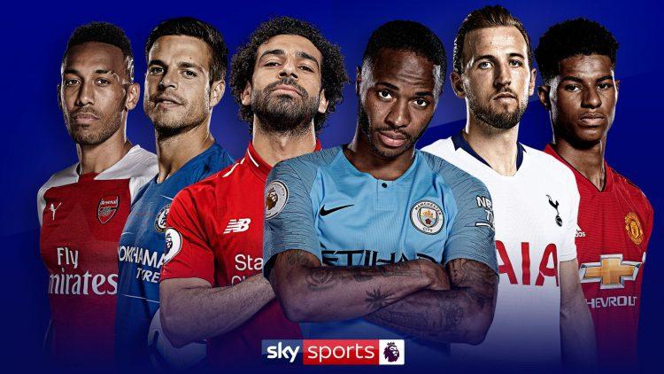 Premier League celebrates black players