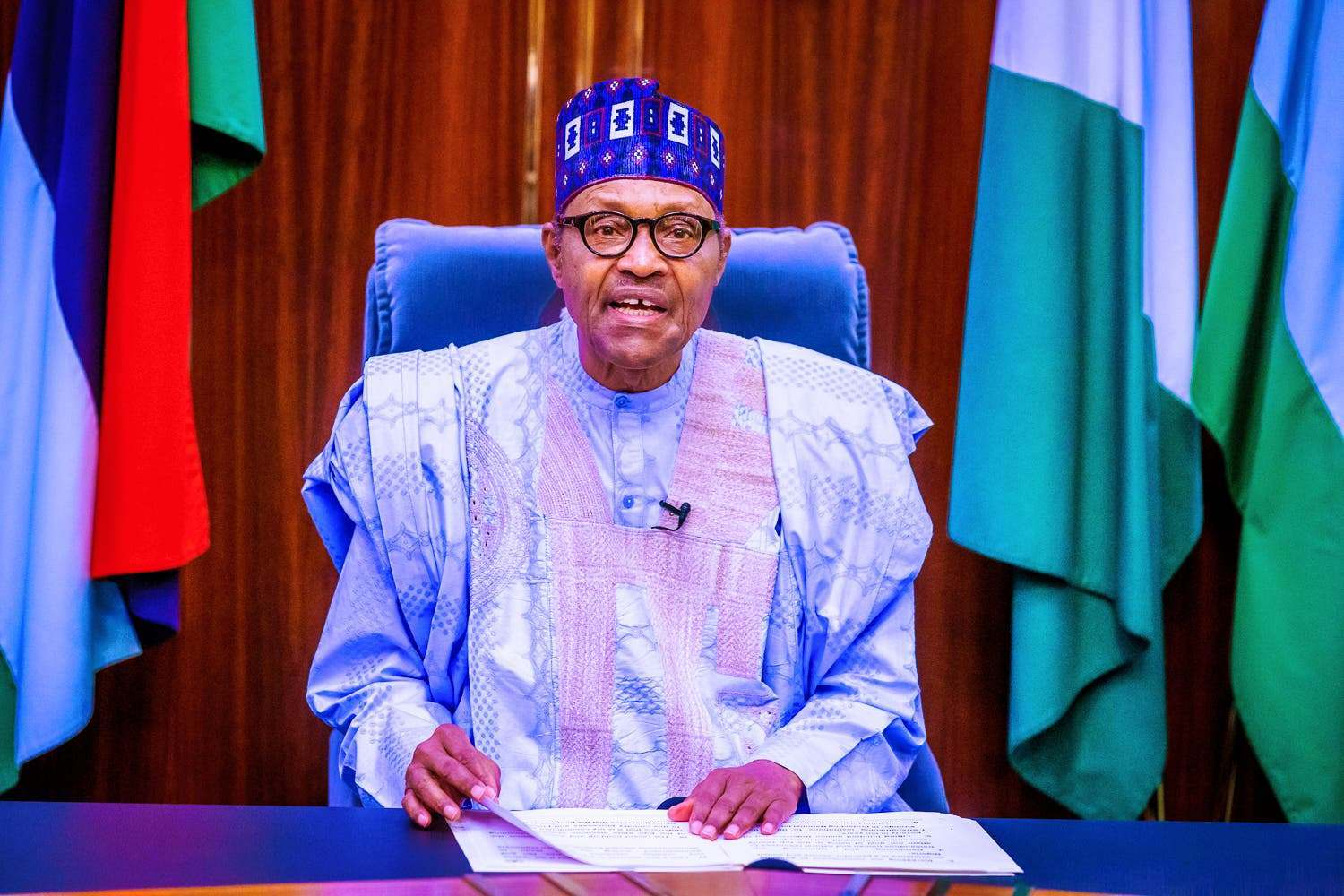 Presidency Gives Ministers Ultimatum On #EndSARS Protests