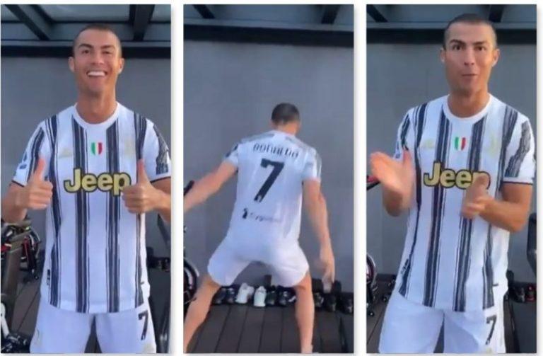 Ronaldo recovers from coronavirus, ready for action