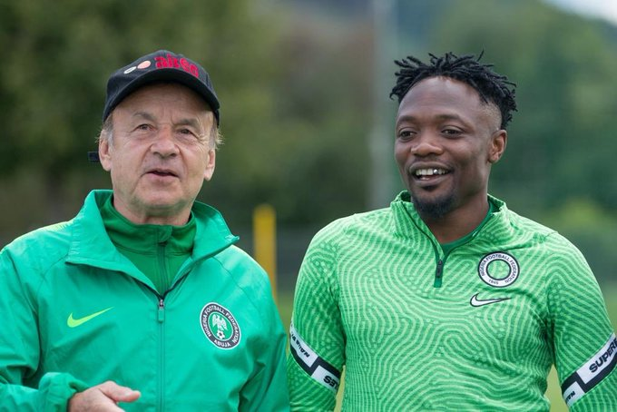 Sack Gernot Rohr now, NFF advised