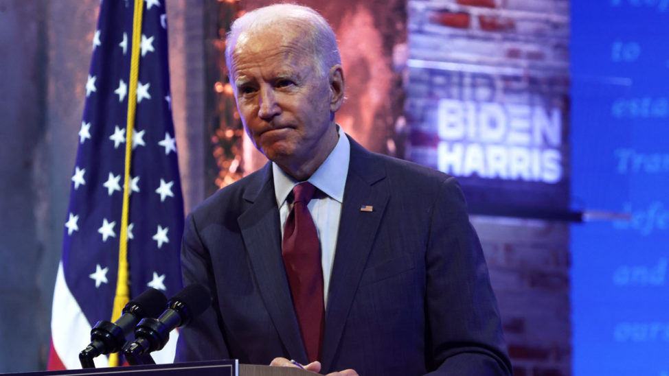 Sign of the times - Biden, Trump fans steal, damage placards