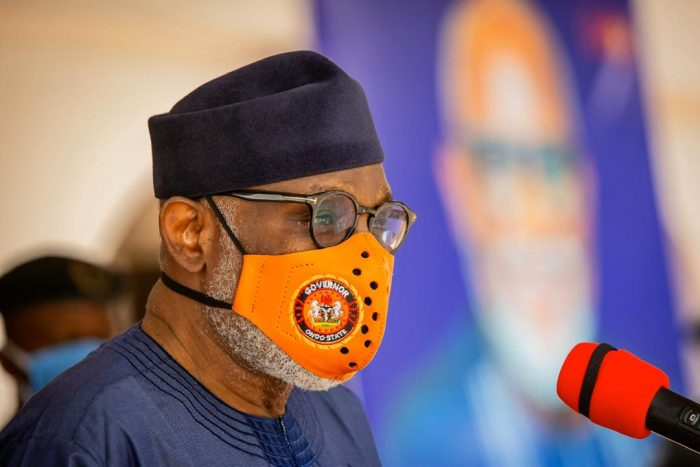 Ondo: Any Cow Seen On Our Streets Will Be Arrested – Akeredolu