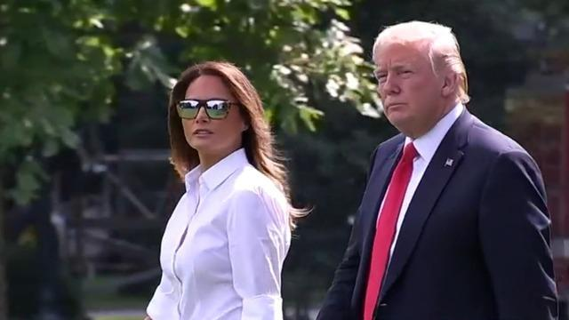 Trump And First Lady Melania Test Positive For COVID-19