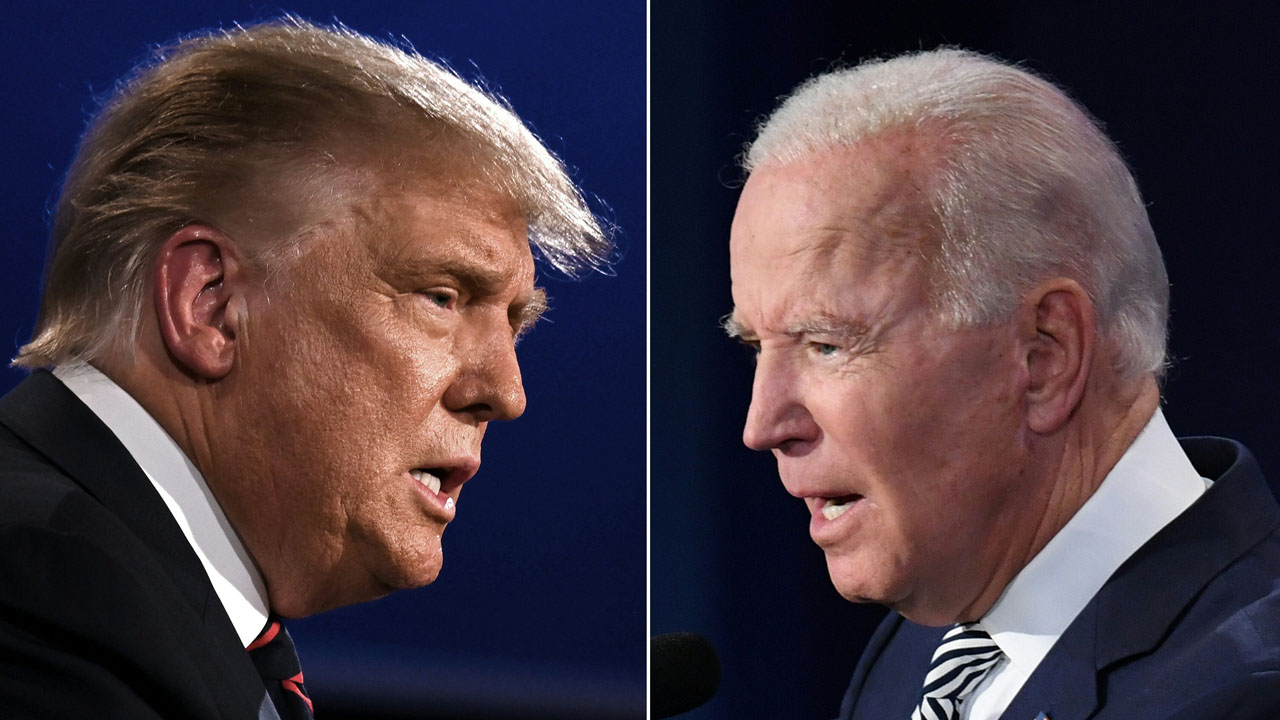 Biden Ahead Of Trump In Polls, Pollsters Vouch Accuracy