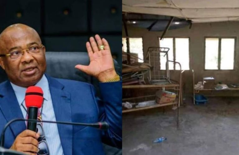 How Gov Uzodinma Is Ruining Healthcare In Imo State