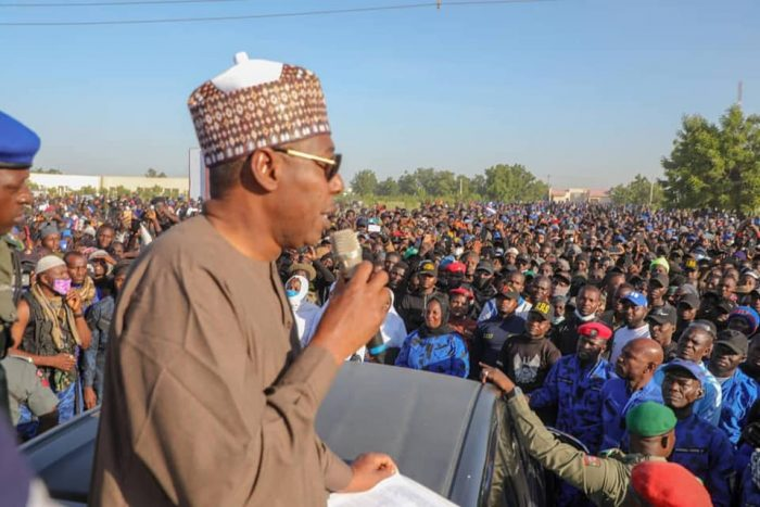 Zulum awards scholarship to children of Civilian JTF members