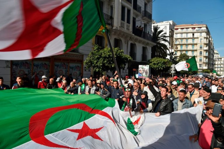 Algeria Votes in Constitutional Referendum Promising New Freedoms