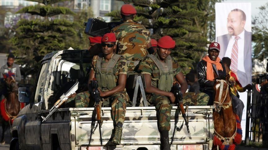 Army Marches On Tigray Region Capital