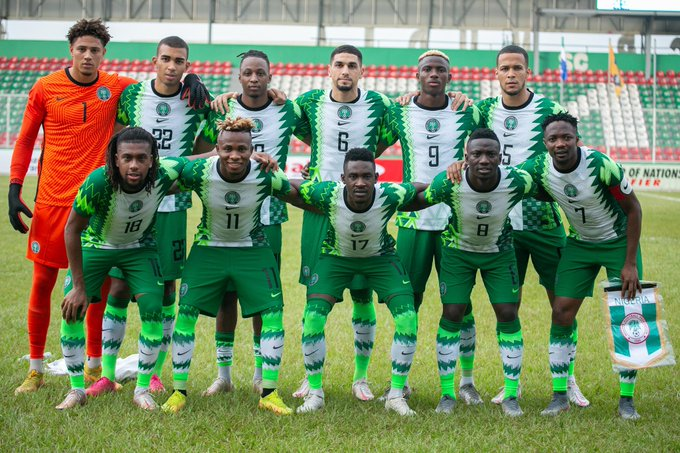Bad Performance Super Eagles Drop Down In Fifa Rankings