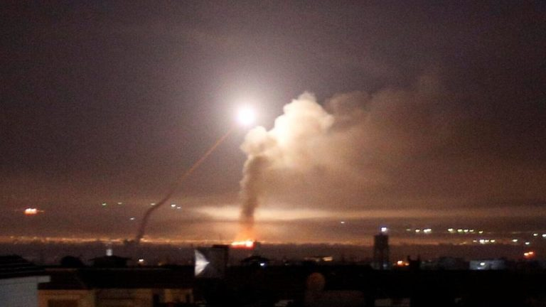 Israel Strikes Iranian Target In Syria Again