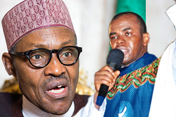 Mbaka Bombard Buhari, Says President Surrounded By Liars