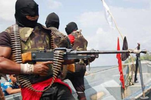 Militants Ask FG To Shun Demands Of S-South Govs
