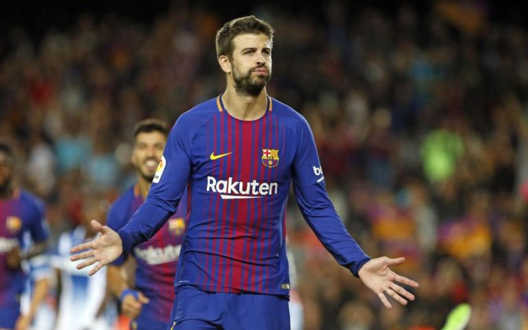 Pique States Barca In Decline But Is Hopeful About Future
