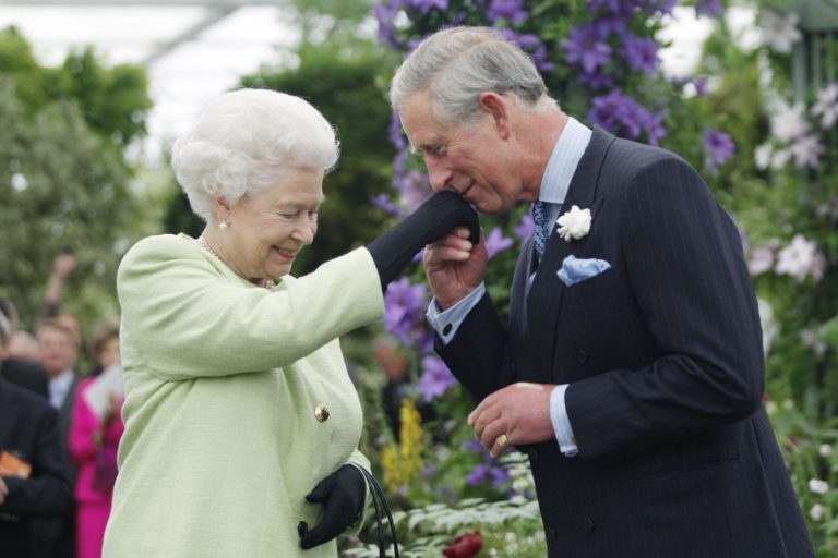 Queen Elizabeth And Prince Charles Mark 74th Birthday