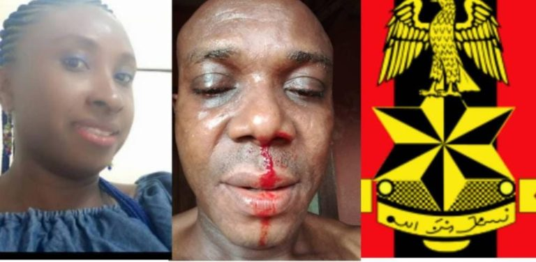 How Lt. JT Egwu Used Soldiers To Brutalise Sunday Daniel