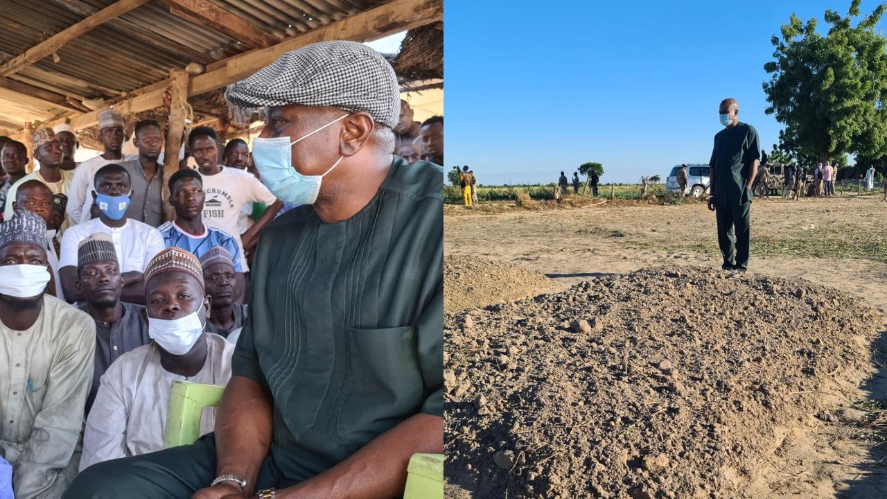 Borno Massacre - UN Visits Zabarmari, Victims' Families