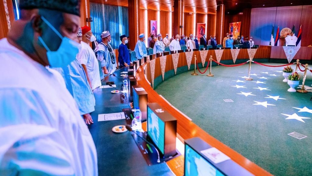 Insecurity: Details Of Buhari's Meeting With 36 Govs