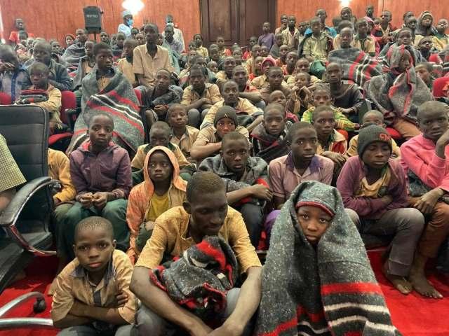 Freed Katsina Schoolboys Vow Not To Return To School