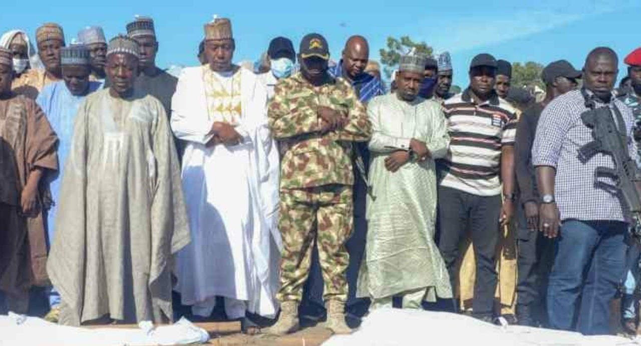 Borno We've Never Taken Permission From Military – Borno Residents