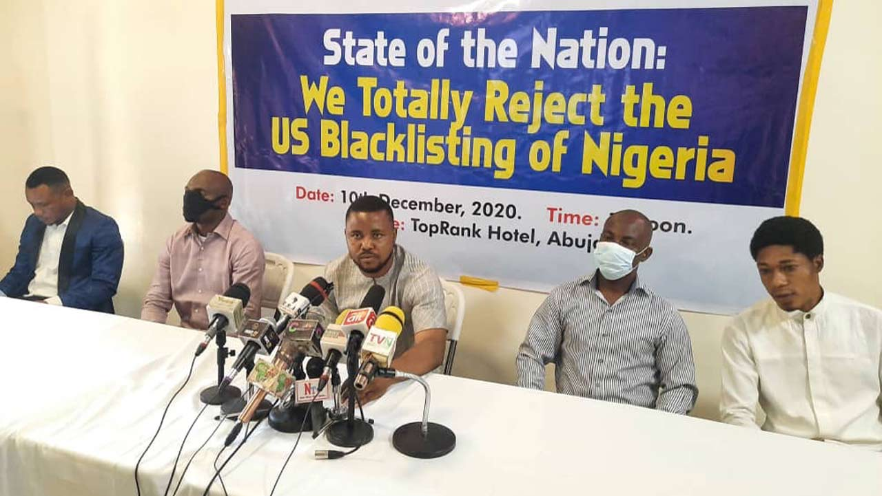 Christian Youths React To US Blacklist Of Nigeria