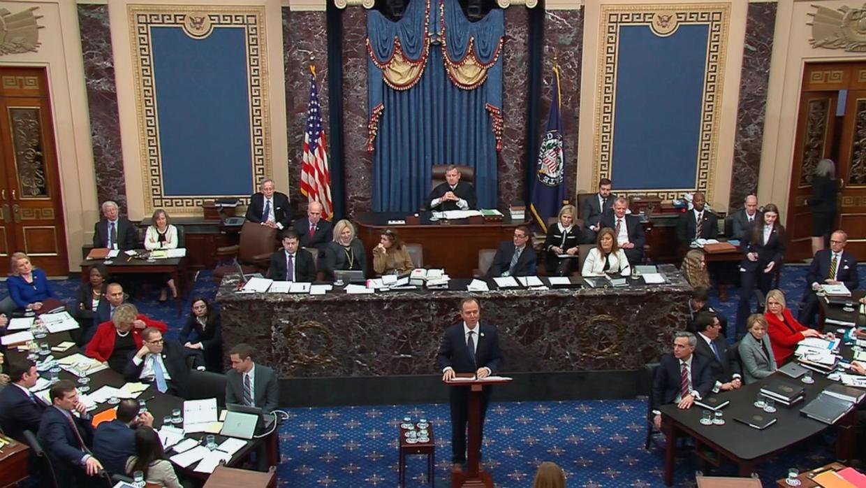 Trump's Second Impeachment Trial Begins In US Senate