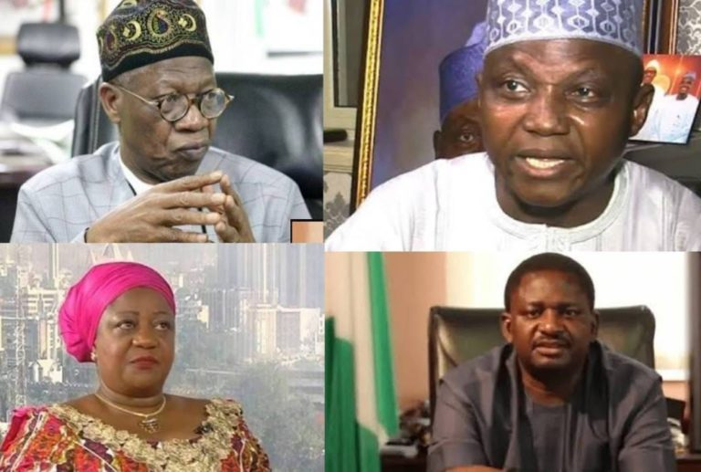 The Sycophancy And Idiocy Of President Buhari's Media Aides