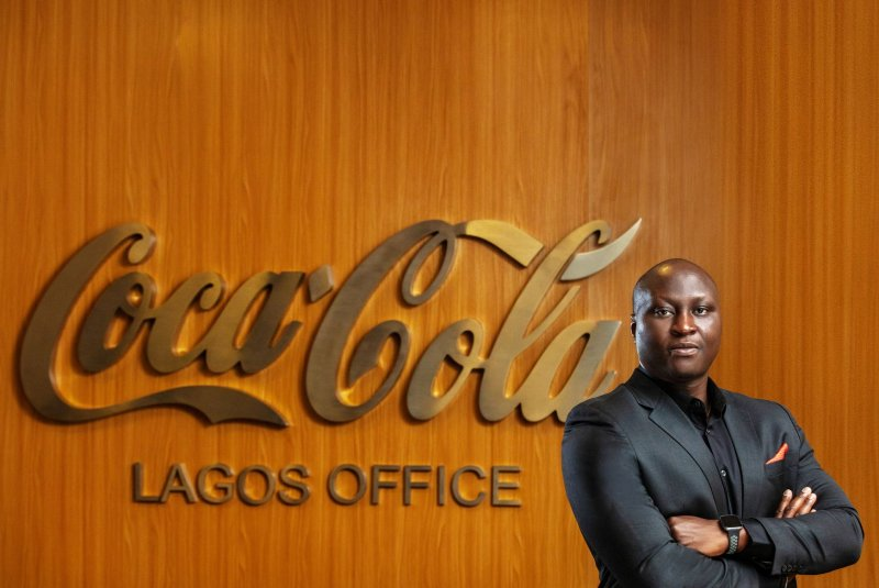 Alfred Olajide Now MD Of Coca-Cola Nigeria