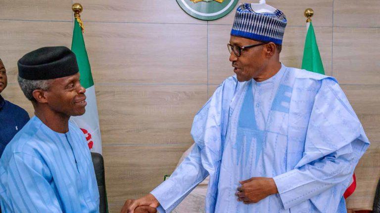 Buhari, Osinbajo, To Be First Recipients Of COVID-19 Vaccines